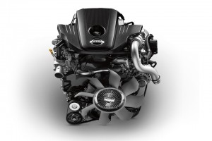 10 All-New NP300 Navara_Single Cab_3rd Generation YD25DDTi Variable Geometry System (VGS) Turbo Intercooler