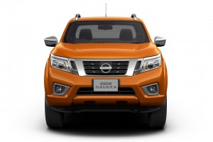 04 All-New NP300 Navara_Double Cab_Front