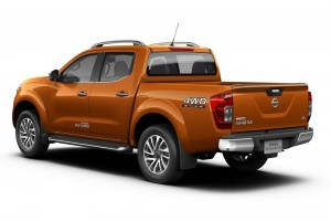 05  All-New NP300 Navara_Double Cab_Back