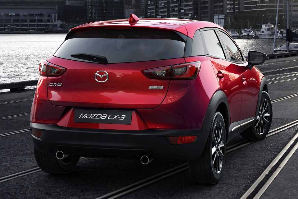 All-new Mazda CX-3 launched in Malaysia - Autoworld.com.my