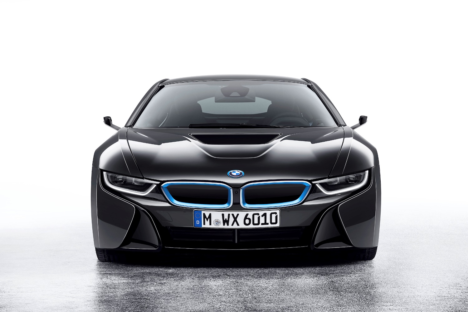 Bmw I8 Concept Is Mirrorless Autoworld Com My