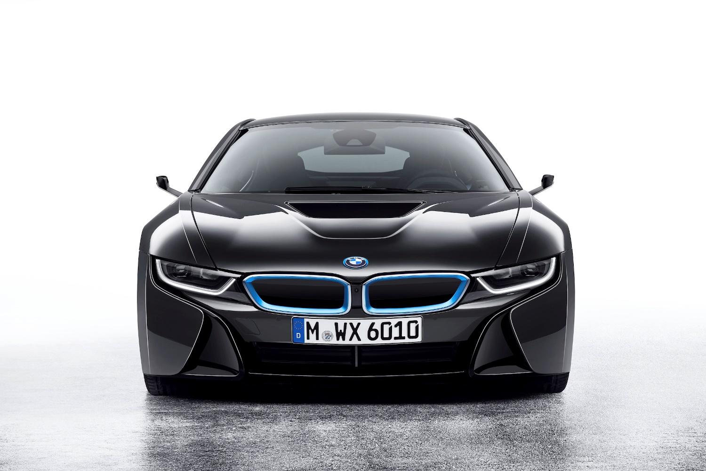 Bmw I8 Concept Is Mirrorless Autoworld Com My