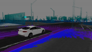 Ford Fusion Hybrid Autonomous Vehicle 3D Mapping