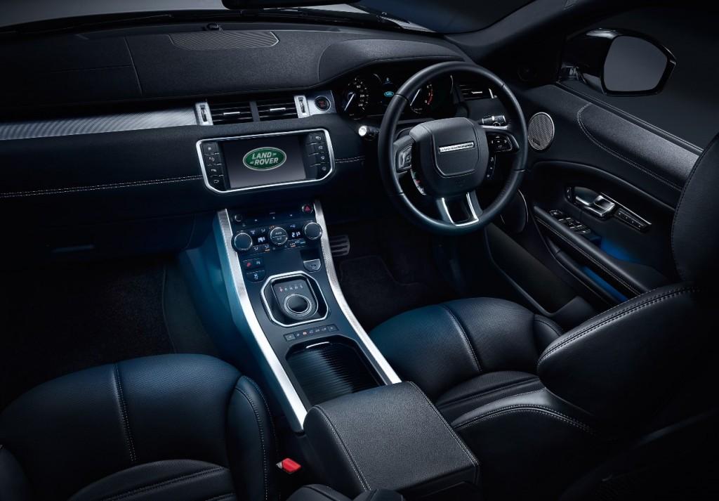 2016 Range Rover Evoque FL_Interior_LR