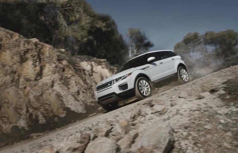 2016 Range Rover Evoque FL_Exterior Front