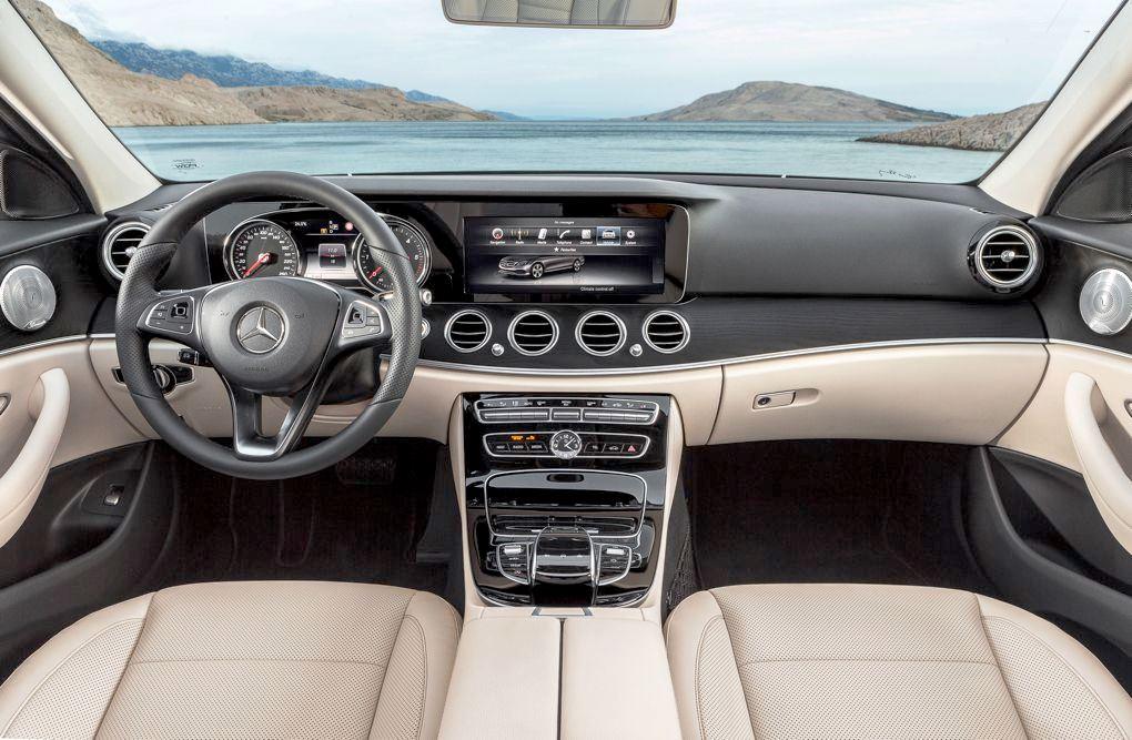 2017 Mercedes Benz E Class Official Reveal