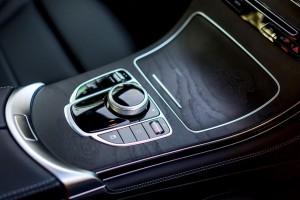 Mercedes-Benz GLC 250 4MATIC Console