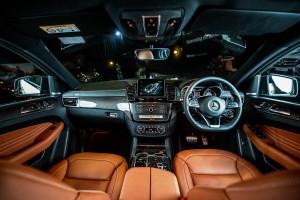 Mercedes-Benz GLE 450 AMG Interior