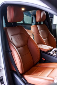 Mercedes-Benz GLE 450 AMG Coupe Seats