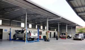 Mertzyu Auto Nissan 3S_Service Centre