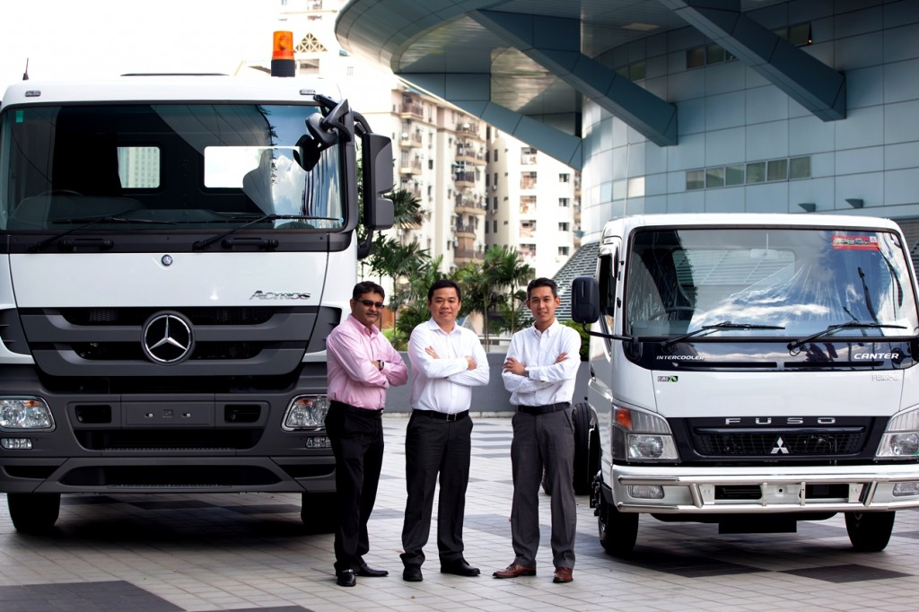 Mercedes benz malaysia commercial vehicles sales up 5 5 for Mercedes benz commercial trucks
