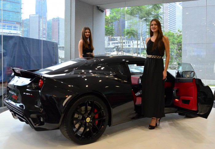 the lotus evora 400 has arrived in malaysia. Black Bedroom Furniture Sets. Home Design Ideas