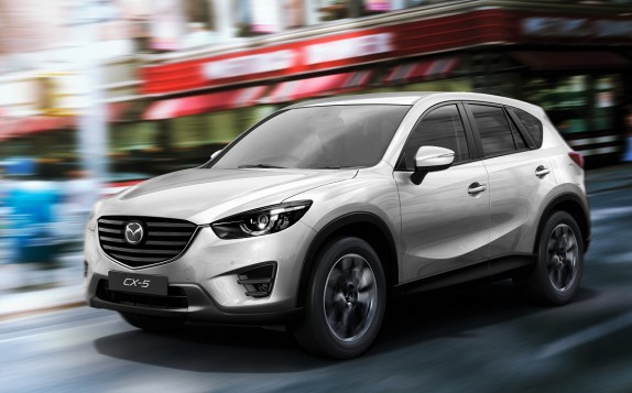 Mazda CX-5 Facelift Open For Booking