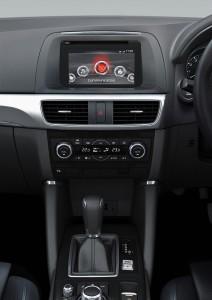 Mazda CX5 FL MZD Connect