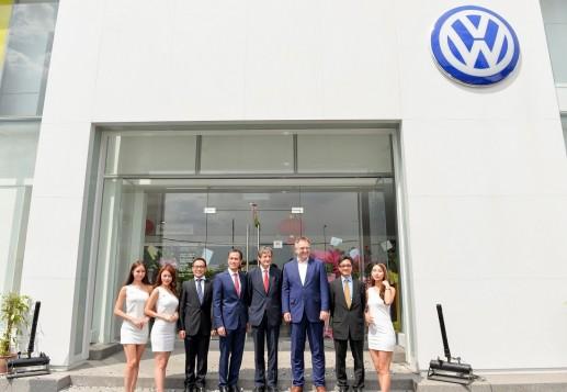 Swire Motors Opens Volkswagen 4S In Puchong