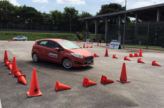 Ford Gives Students 'Driving Skills for Life' Ahead Of Chinese New Year Celebrations