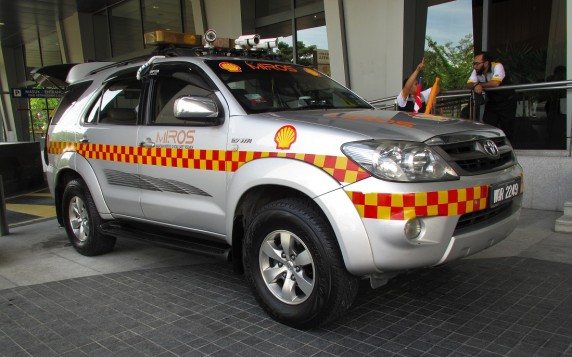 Shell Partners MIROS To Improve Road Safety