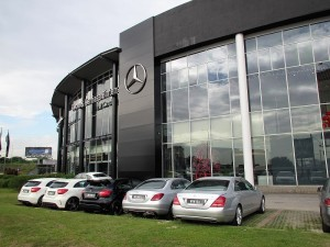 Mercedes-Benz Cycle & Carriage Bintang Petaling Jaya Autohaus