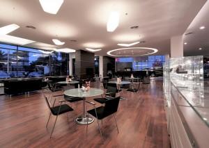 Mercedes-Benz Cycle & Carriage Bintang Petaling Jaya Autohaus Customer Waiting Area