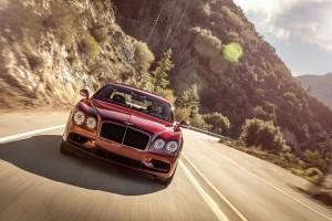 Bentley Flying Spur V8 S Front 2