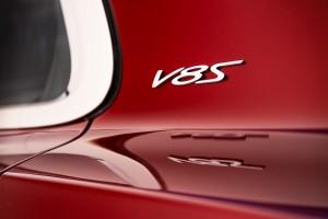 Bentley Flying Spur V8 S Badge