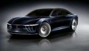 Italdesign Giugiaro GEA Concept 2015 Geneva Motor Show