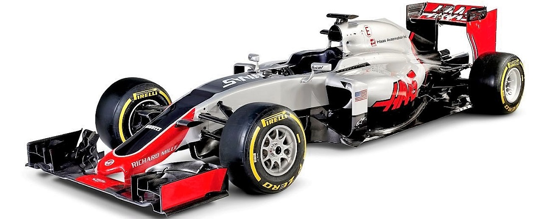 Haas F1 Team\'s First Formula One Car Launched - Page 107 of 742 ...