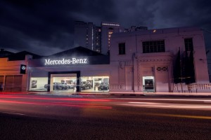 Upgraded Mercedes-Benz Cycle & Carriage Bintang (Northern) Georgetown (4)