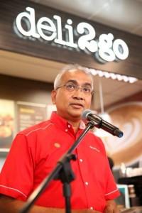 Datuk Azman Ismail MD Shell Malaysia Trading Sdn  Bhd and Shell Timur Sdn  Bhd