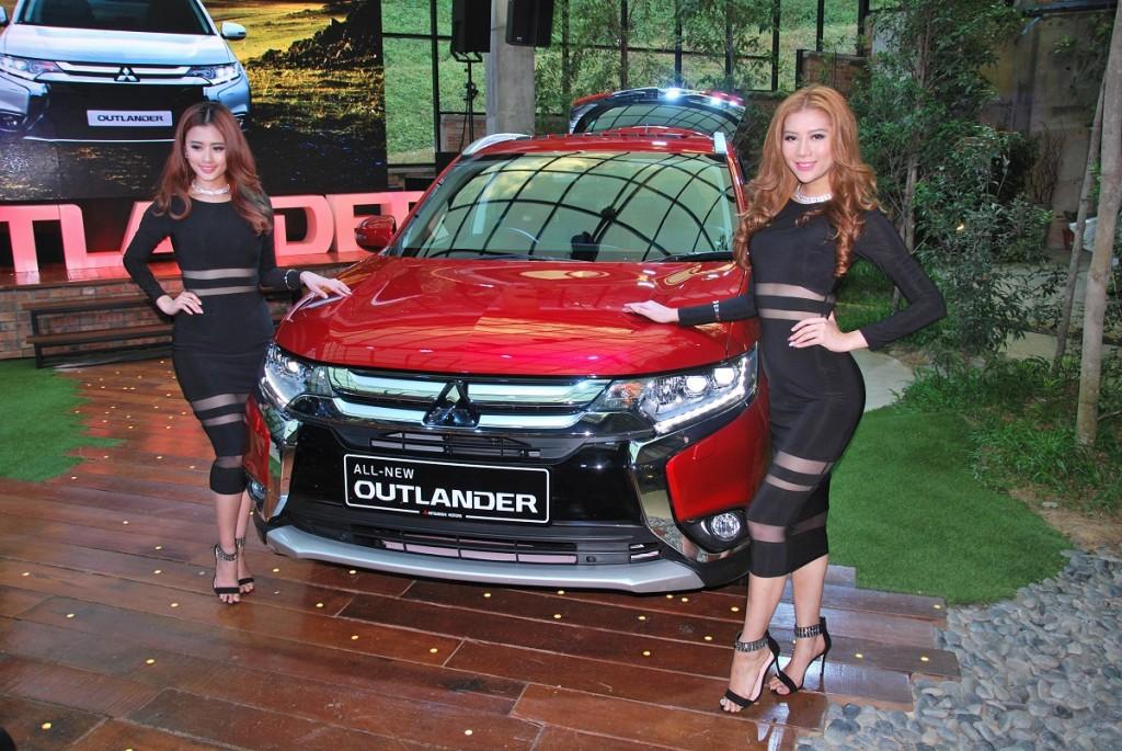 Mitsubishi Motors Malaysia - Mitsubishi Outlander SUV