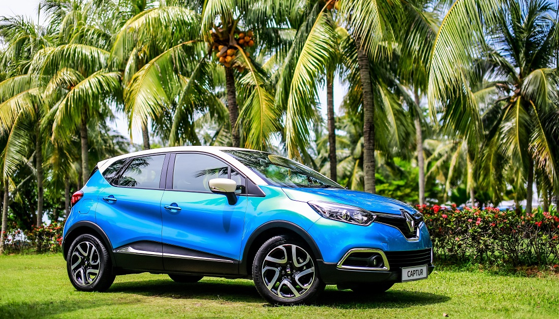 tc euro cars confirms price for renault captur crossover. Black Bedroom Furniture Sets. Home Design Ideas