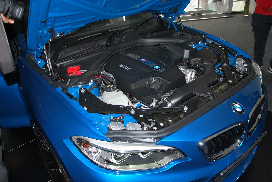 2016 Bmw M2 Coupe Launched In Malaysia