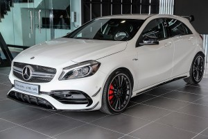 Mercedes-AMG A 45 Front Malaysia