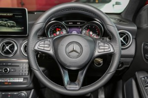 Mercedes-Benz A 180 Urban Steering Wheel Cycle & Carriage Bintang Mercedes-Benz City Store Kuala Lumpur