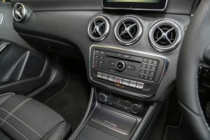 Mercedes-Benz A 180 Dashboard Cycle & Carriage Bintang Mercedes-Benz City Store TREC Autohaus Kuala Lumpur Malaysia