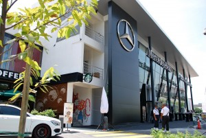 Mercedes-Benz Cycle & Carriage Bintang TREC Autohaus Mercedes-Benz City Store