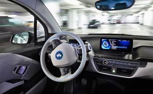 BMW Autonomous Driving