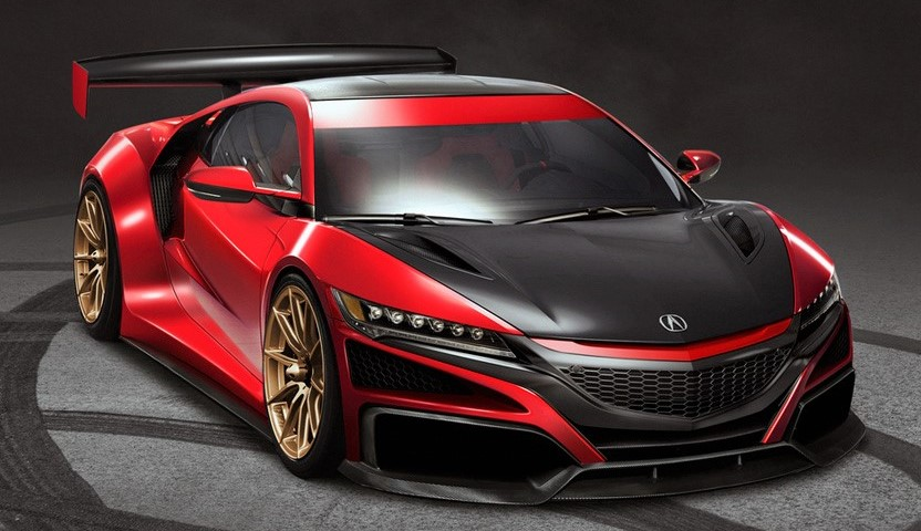 Acura Exotic Car >> Honda NSX Type R? - Autoworld.com.my