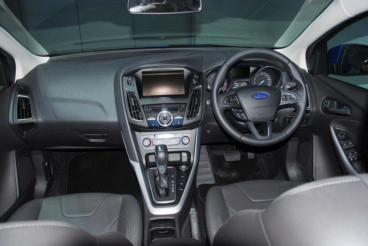2016 Ford Focus Sport Interior Malaysia