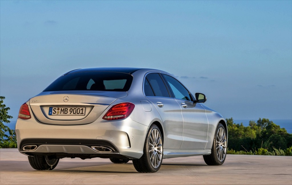 Mercedes benz malaysia adds c180 and c300 to its line up for Mercedes benz line up