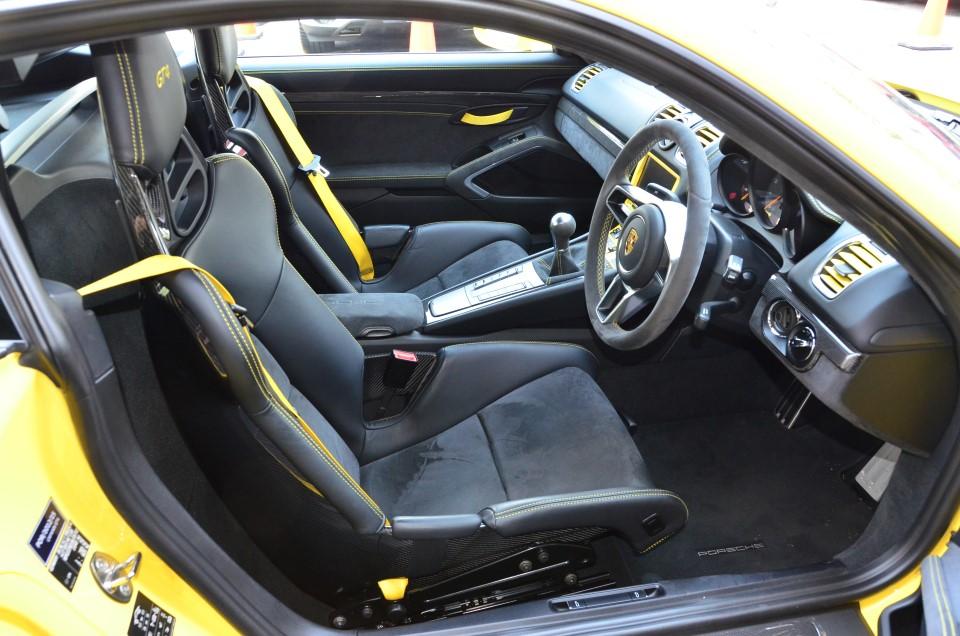 Porsche Cayman Gt4 Deja Vu Test Drive Autoworld Com My