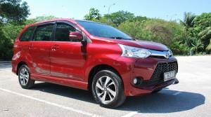 Toyota Avanza 1.5S