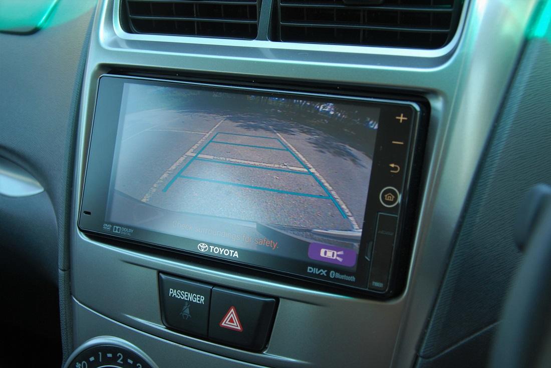 Toyota Avanza 1 5s Rear Camera View Autoworld Com My