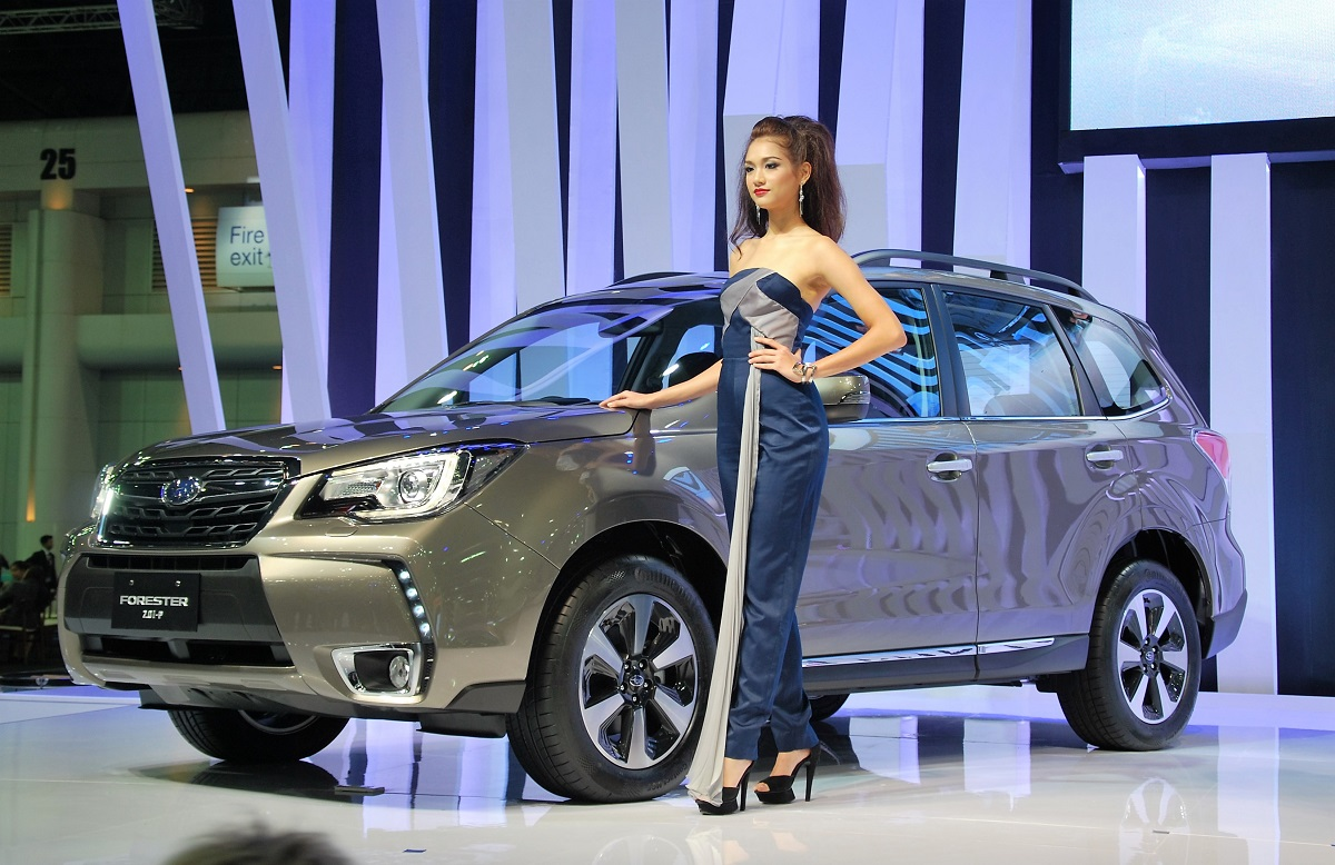 2016 Subaru Forester Launched In Thailand Expected In Malaysia In