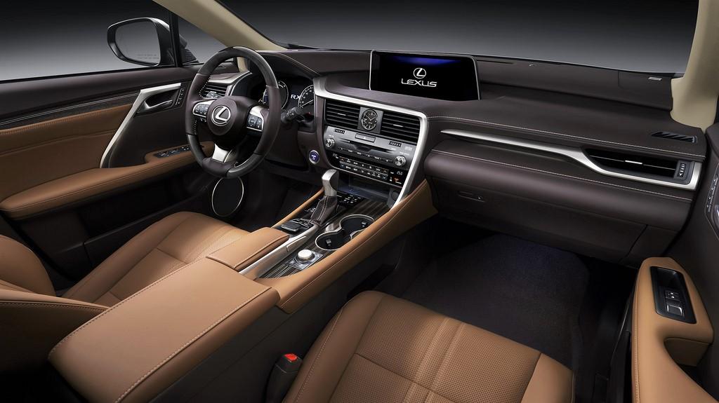 Lexus Rx 350l >> Lexus Confirms RX With Three Rows Of Seats - Autoworld.com.my