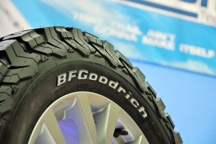 bfgoodrich returns to malaysia launches on road and off road tires. Black Bedroom Furniture Sets. Home Design Ideas