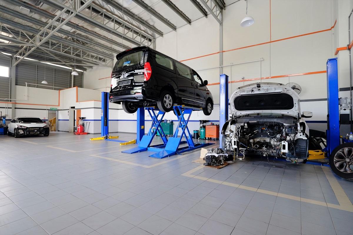 Hyundai Opens 2s Gdsi Center In Melaka