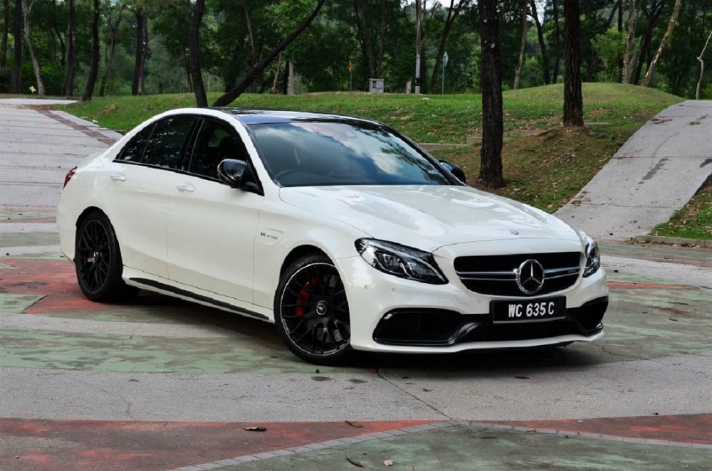 Mercedes Benz C63 Amg Test Drive Review Autoworld Com My