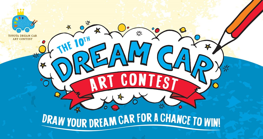 winners of 2016 toyota dream car art contest malaysia named