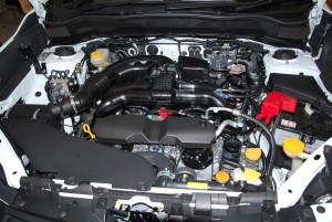 2016 Subaru Forester FB20 Boxer Engine